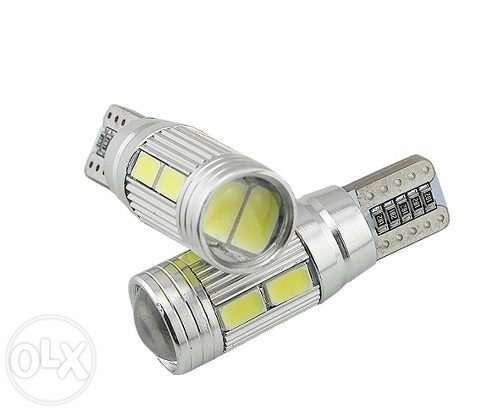 Canbus Т10 194 w5w no error 5630 SMD Лед крушка за габарит