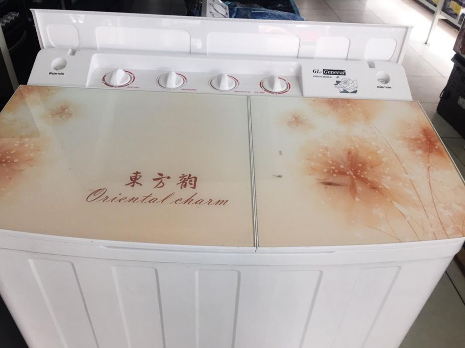 Máquina de lavar 13kg GL_general. Disponível
