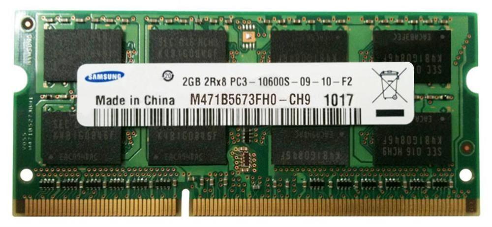 Memorie DDR3 1333Mhz Samsung 2Gb PC3-10600S-09-10-F2 M471B5673FHO-CH9