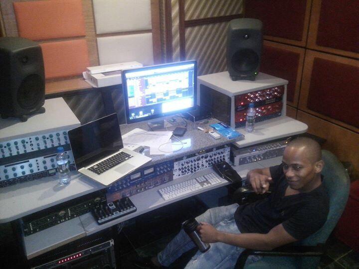 Masterização produção composição