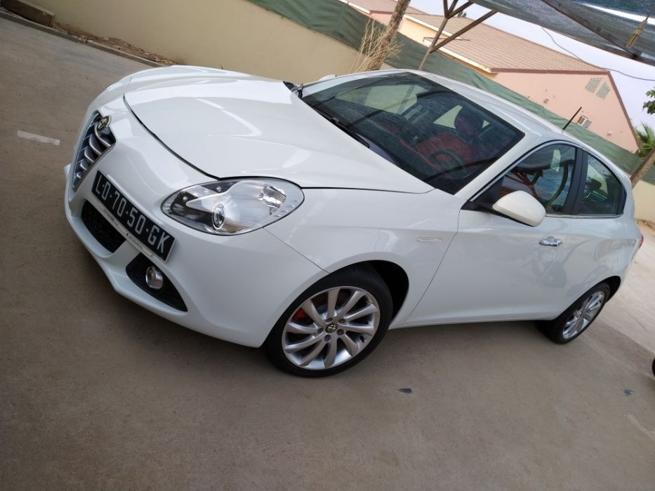 Como novo Alfa Romeo