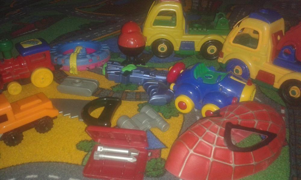 Много играчки по избор