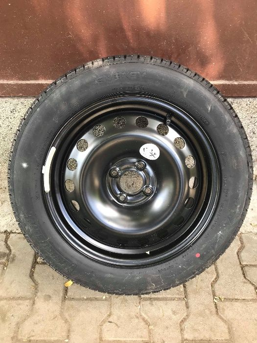 Метална джанта с гума MICHELIN / Чисто нови!