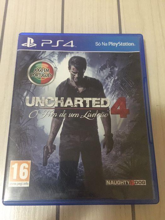 Uncharted 4- o fim de um ladrão