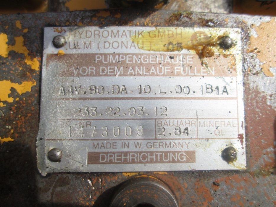 Pompa Hydromatik A4V90DA10L001B1A Brasov - imagine 7