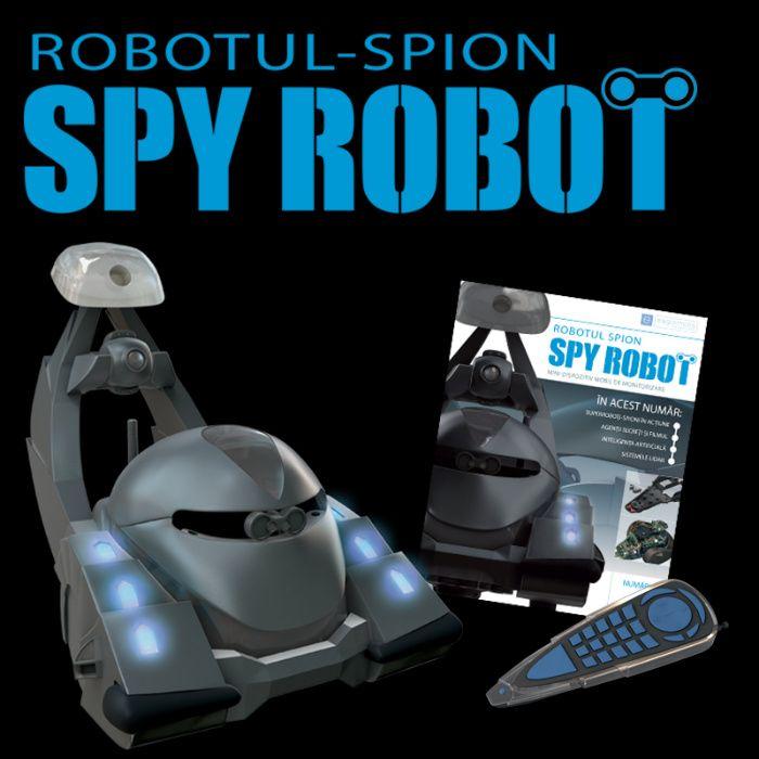 vand / schimb spy robot