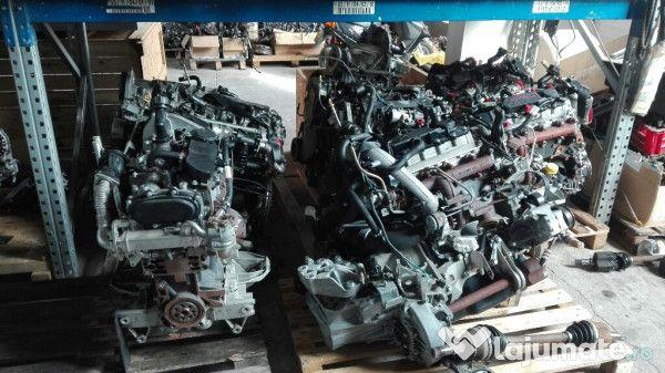 Motor Fiat Ducati / Boxer / Jumper 3.0 Euro 4 cu injectie -DEZMEMBRARI