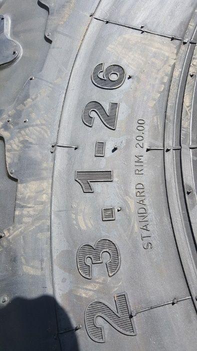 Cauciucuri noi pentru cilindru 23.1 26 compactor anvelope ind 16 ply Cluj-Napoca - imagine 2