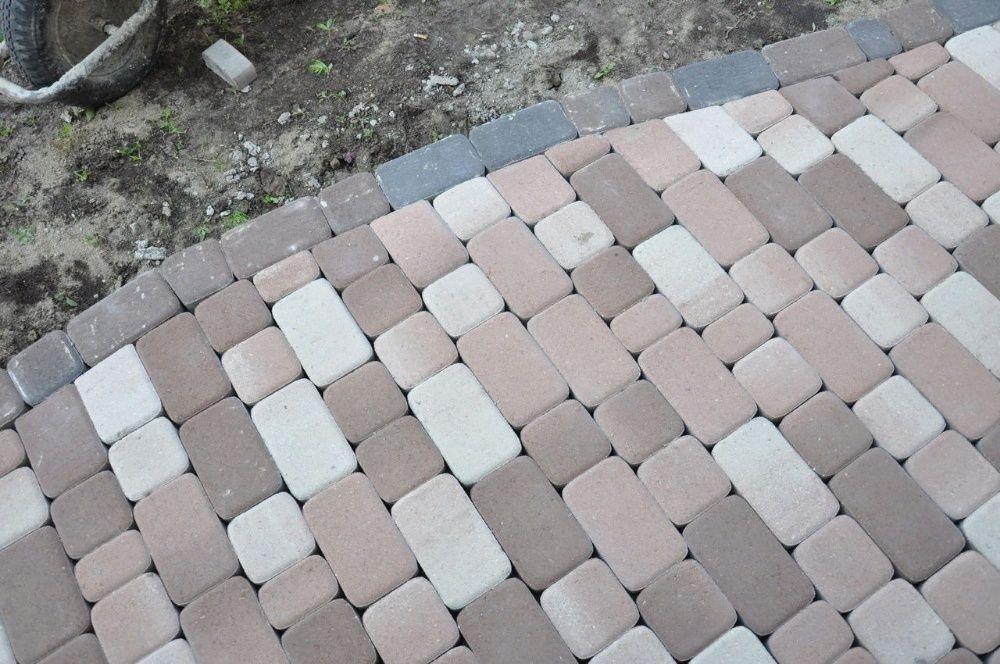Все виды брусчатки и тротуарной плитки
