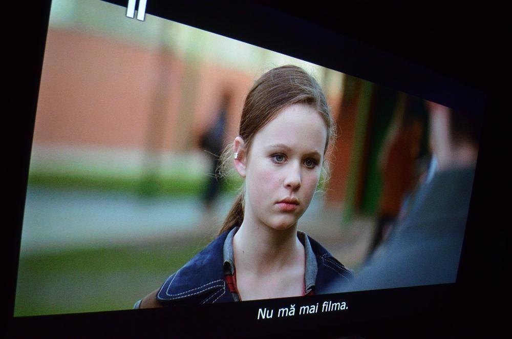 Vopsea ecran proiectie homecinema Black Widow cu reflecție perlescenta