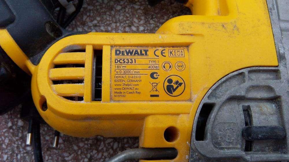 Dewalt DCS331 Ferastrau pendular profesional cu acumulator 18V LiIon