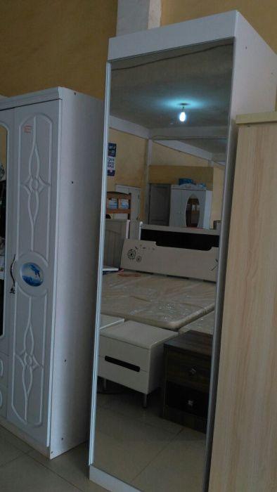 Sapateira grande com porta de espelho produto novo com entrega e monta