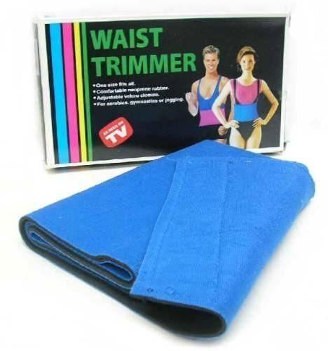 Centura neopren pentru slabit lungime reglabila Waist Trimmer - 17 cm