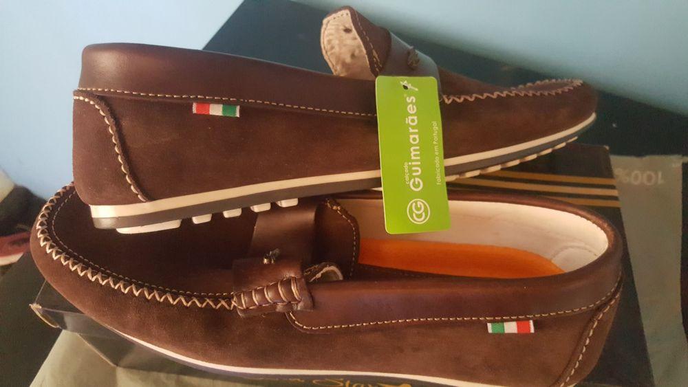 Vende-se sapato novo , vindo de Portugal nr: 42