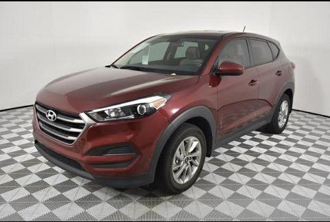 Hyundai Tucson novo