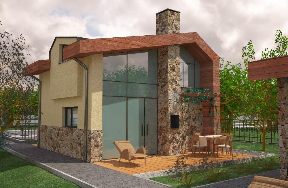Проект за къща на цени от 2300лв. за всички части. гр. София - image 7