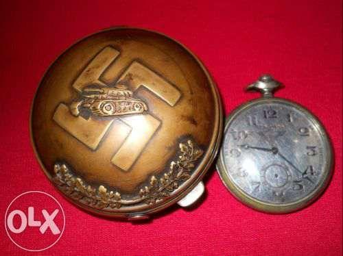 Junghans WW2 German Officer