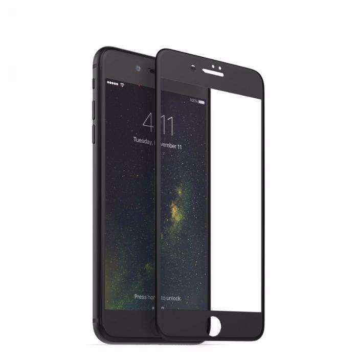 Folie Sticla 5D full screen Iphone 6 7 8 X Montaj Gratuit
