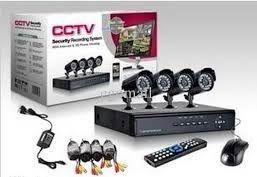 CCTV camera Segurança - Kit de 4 cameras Pronto a Montar
