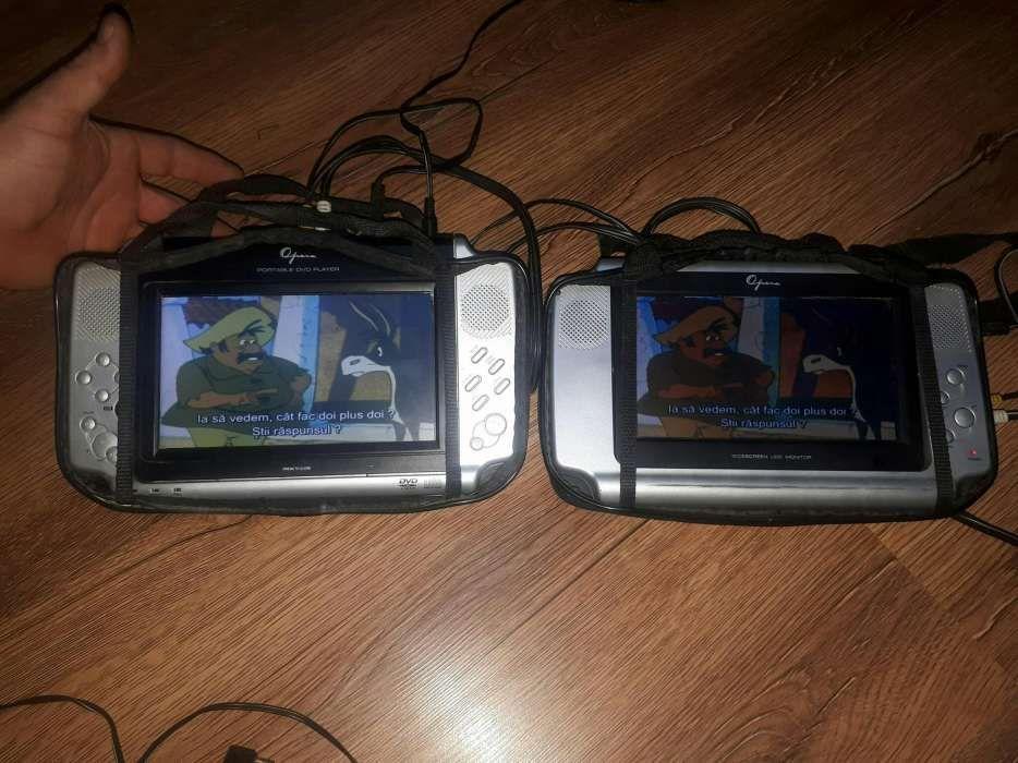 Mini dvd portabil auto