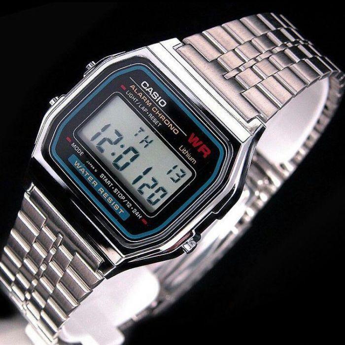 Casio Retro Legend ( Легендарные часы) Montana Hublot