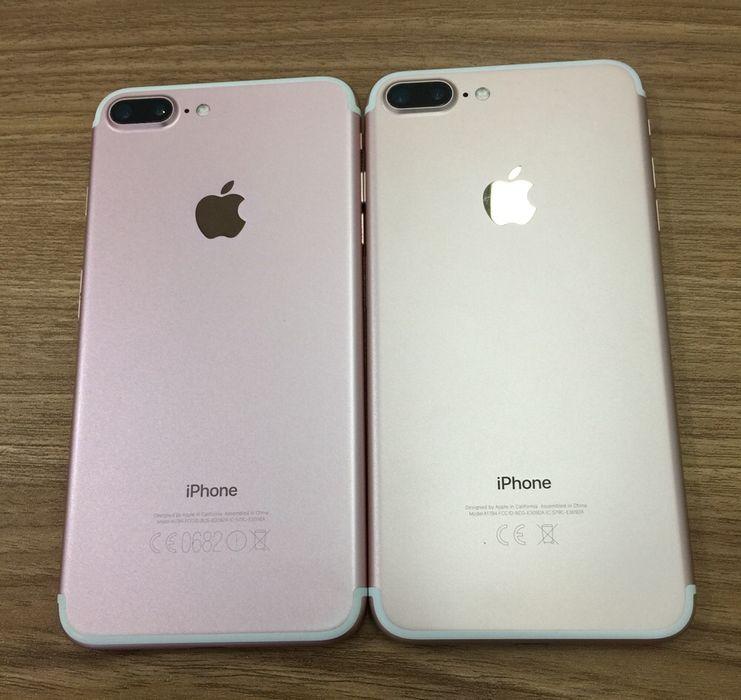 IPhone 7 Plus 32GB Gold/ RoseGold a venda com cabo