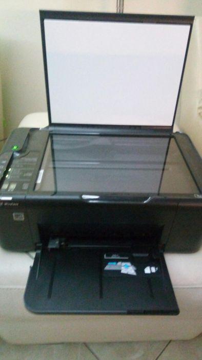 imprimanta/scanner HP F4580 wireless + HP C3100
