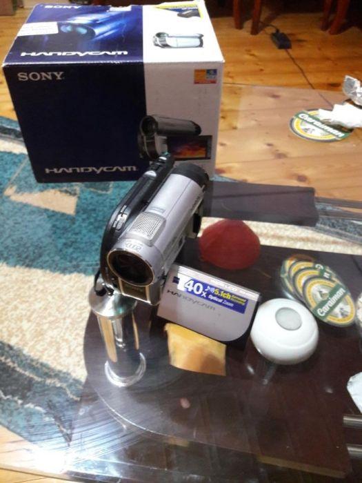 Sony DEC DVD 115E camera video