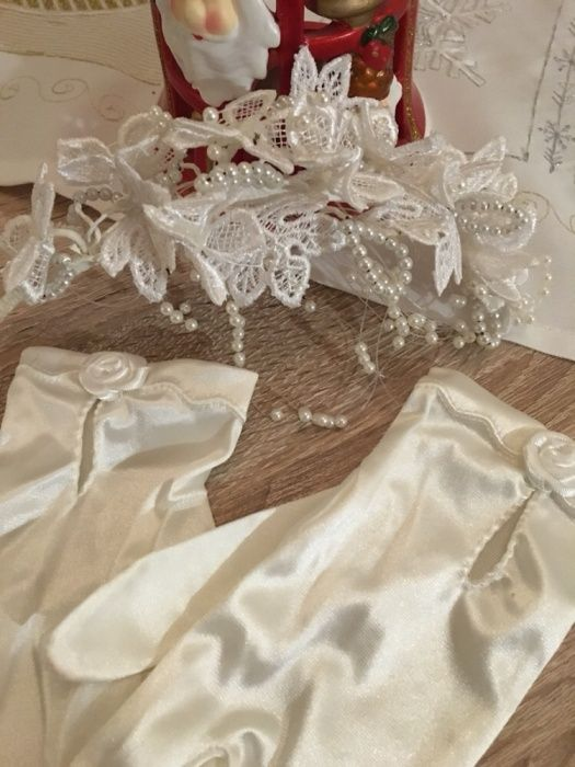 Булчински рокля и аксесоари