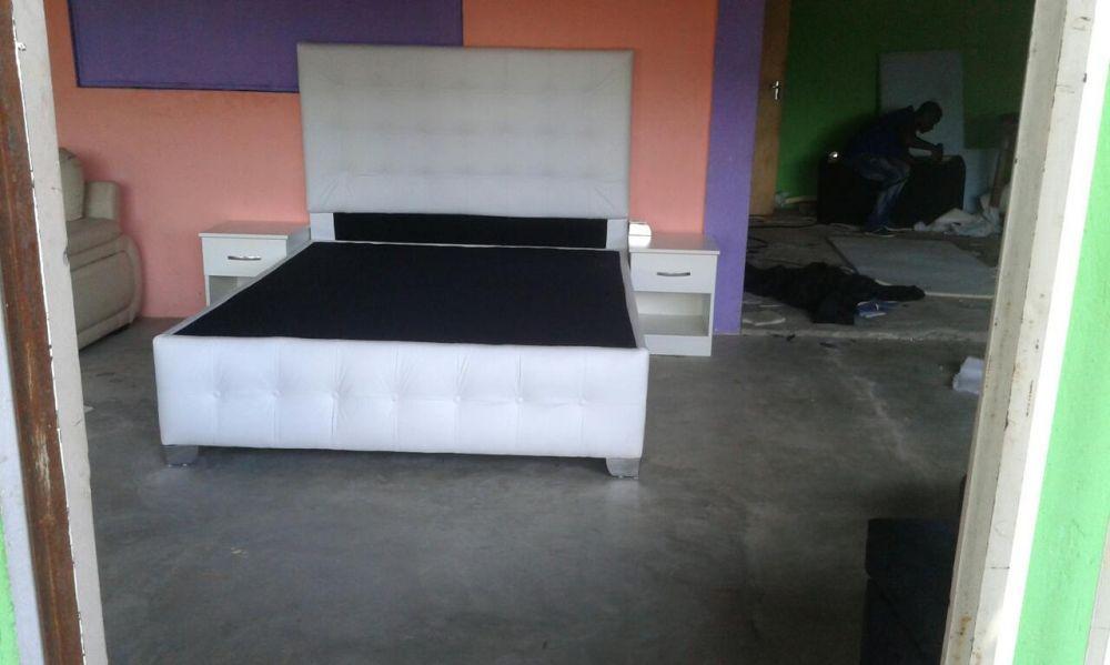 Base de cama queen