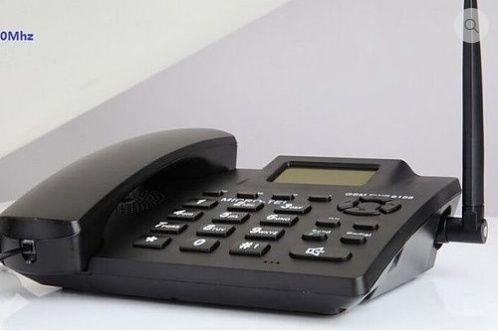 Telefone fixo GSM (cartão SIM)