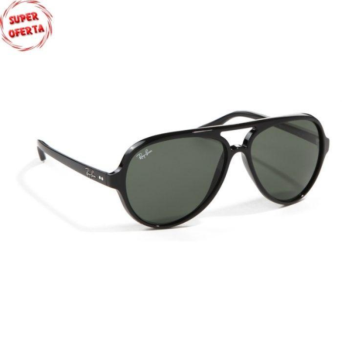 Ochelari de soare Ray-Ban RB4125 CATS5000 601 3N