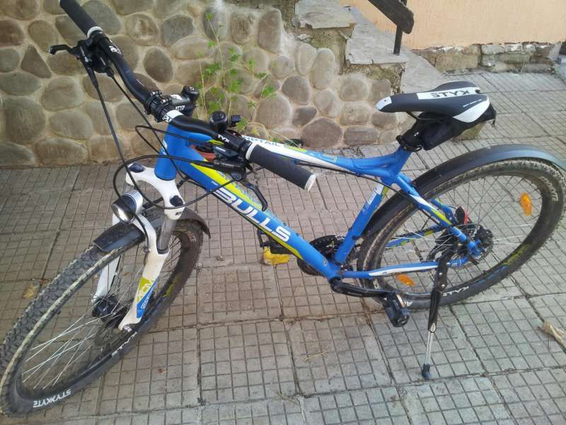 Велосипед колело Bulls Sharptail 2 Street Disc 27,5