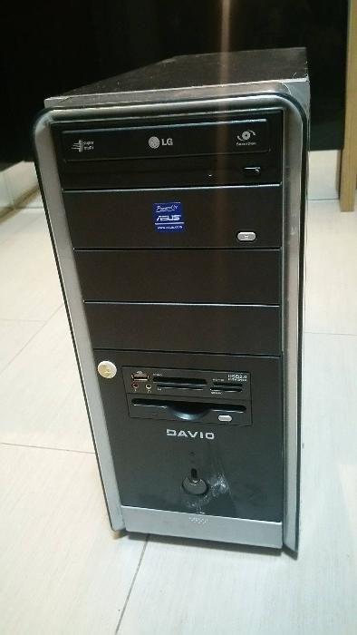 Desktop PC Calculator AMD Athlon 64x2 4200+ dual core 2.2 Ghz