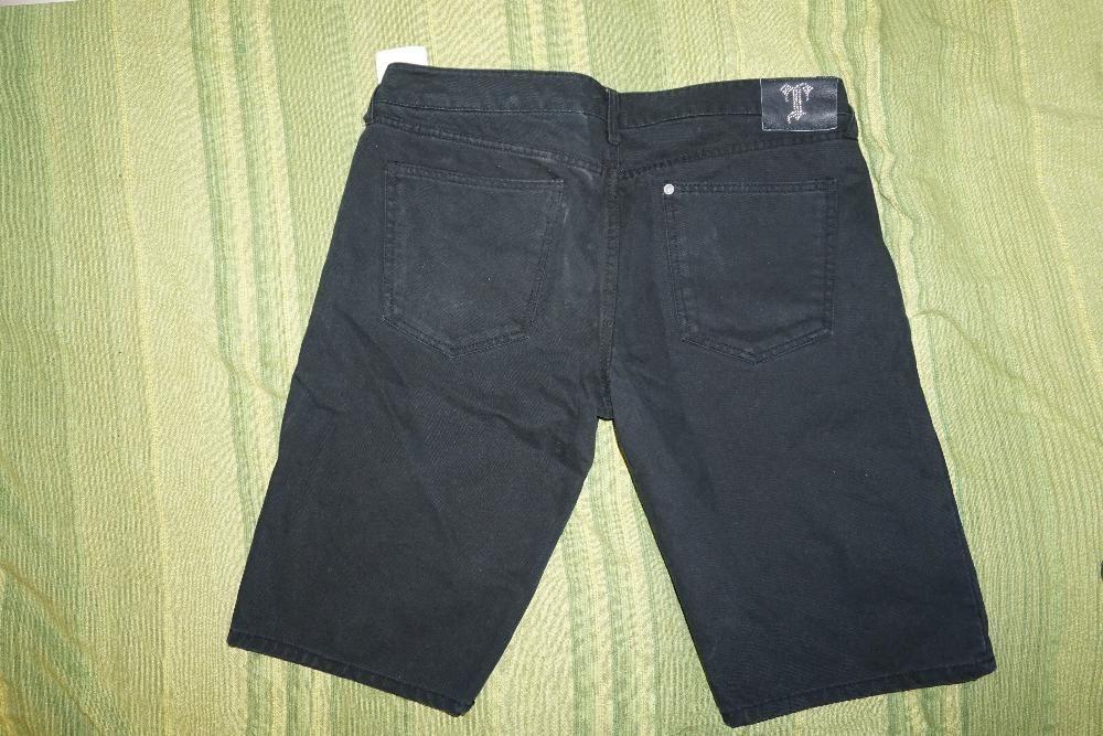 Pantaloni scurti jeans Terranova, marime 50 barbati