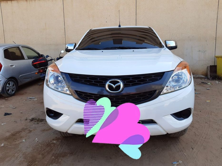 Carrinha Mazda BT50