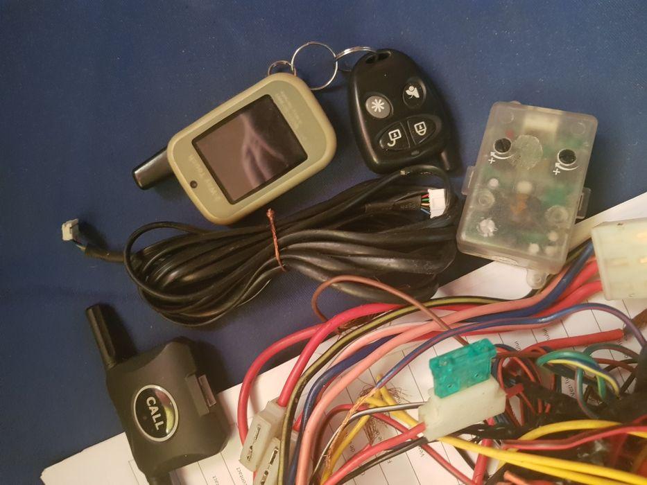 Alarma auto Matt MT 7500 ts