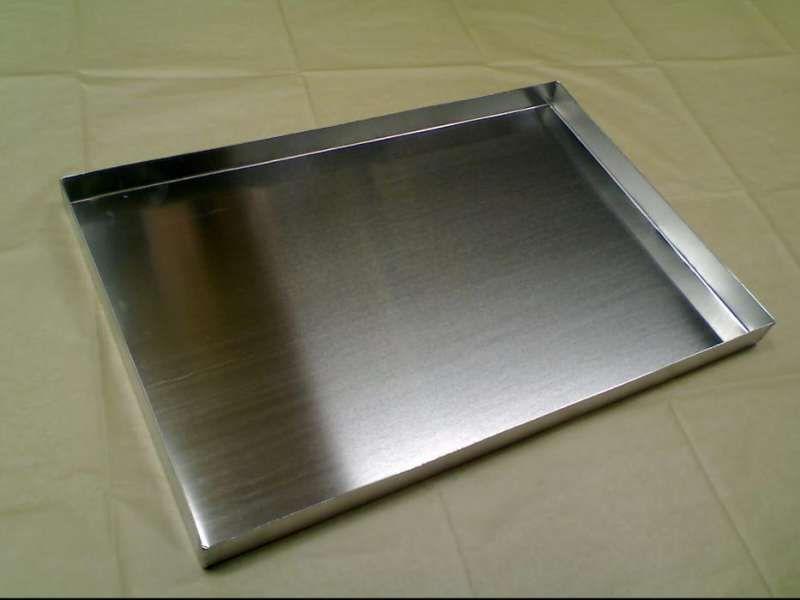 Тава алуминиева сладкарска,нова от производител