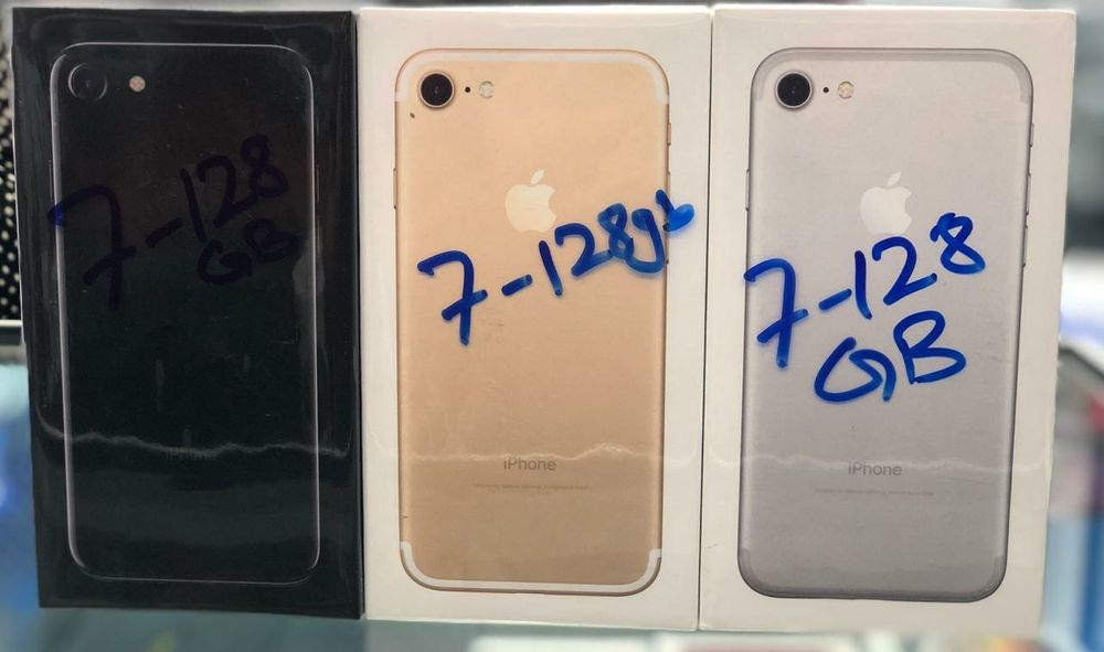 iPhone 7 128gb ( Stock )