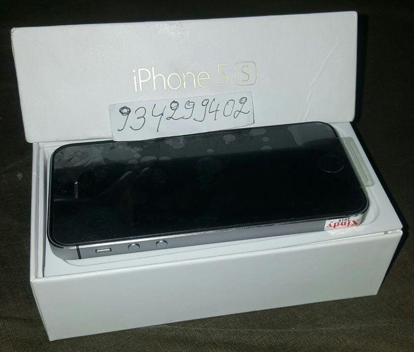 Apple iPhone 5s cor preto