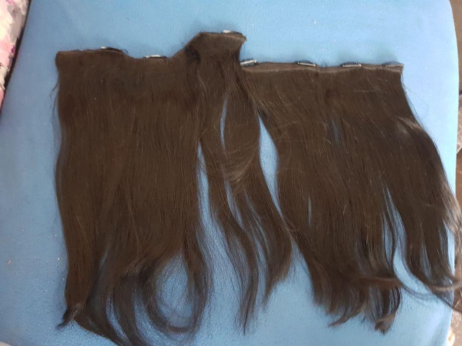 Естествена коса - намалена
