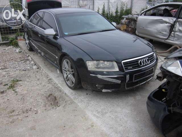 Dezmembrez Audi A8  4.2 benzina fab 2005