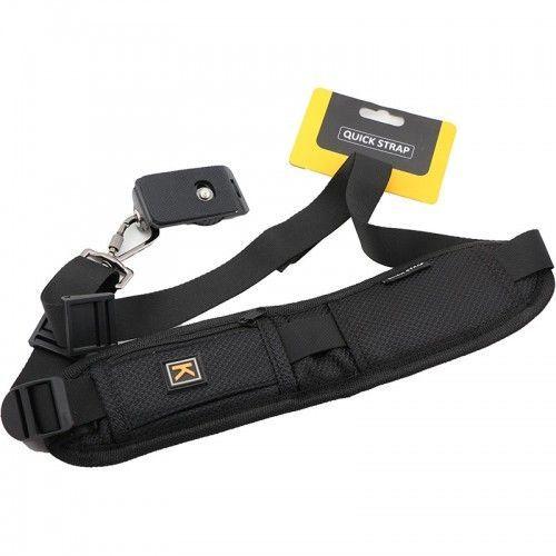 ЧИСТО НОВ Ремък за рамо Quick strap - DSLR фотоапарат ДСЛР страп