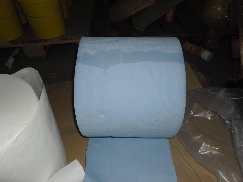 Hartie albastra 3 strat 26cm groase-FARA SCAME.Rola hartie albastra!