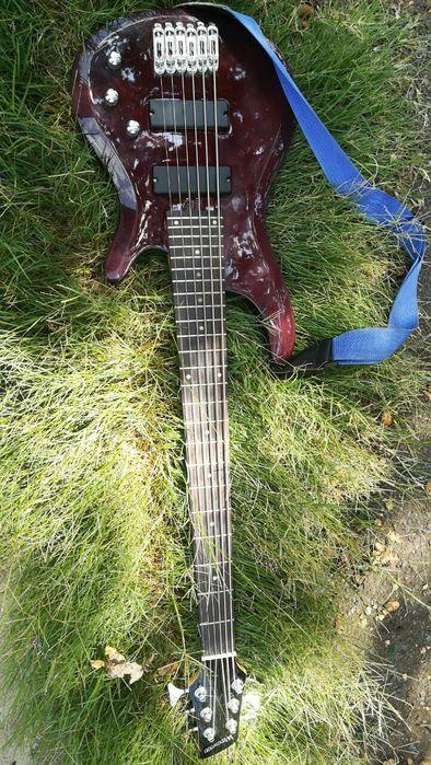 Guitarra baixo de 6 cordas a venda