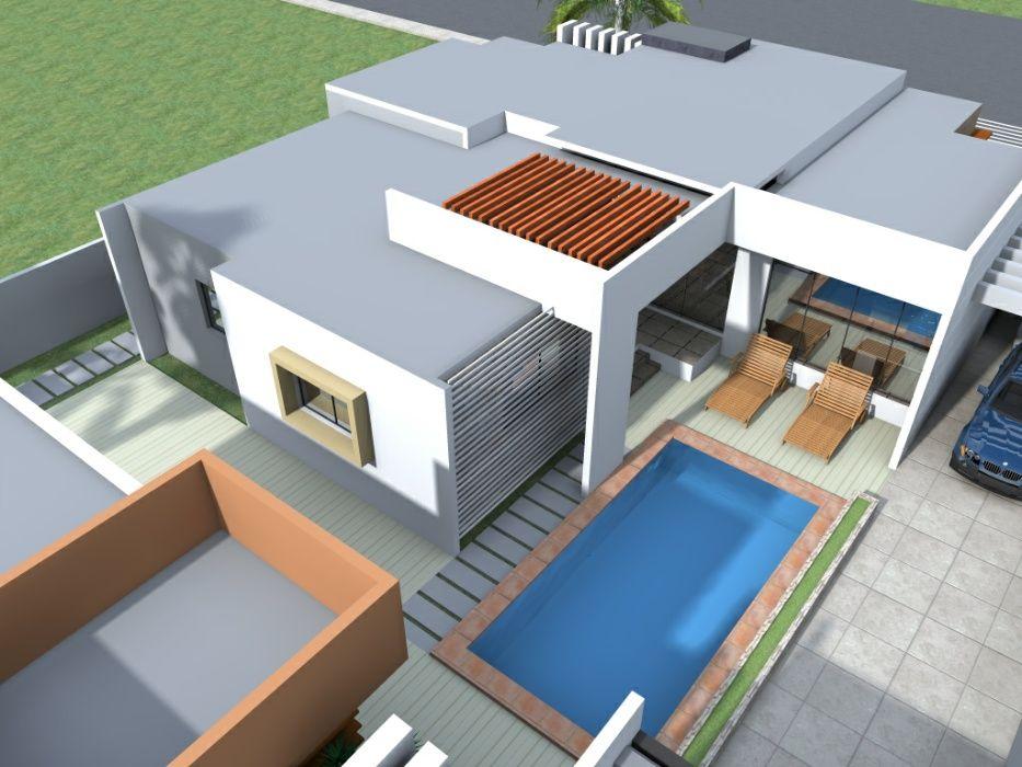 Execução de projetos e construção