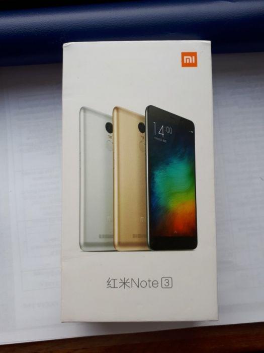 Cutie originală Xiaomi redmi note 3