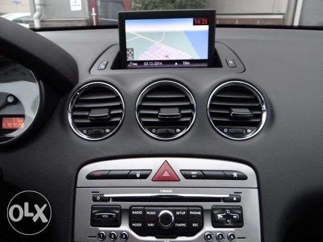 Update navigatie Peugeot 207 308 407 WIP NAV RNEG 807 3008 Card 5008