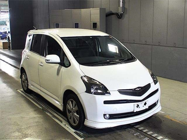 2007 Toyota Ractis 1.5cc - BF Supporters Nampula