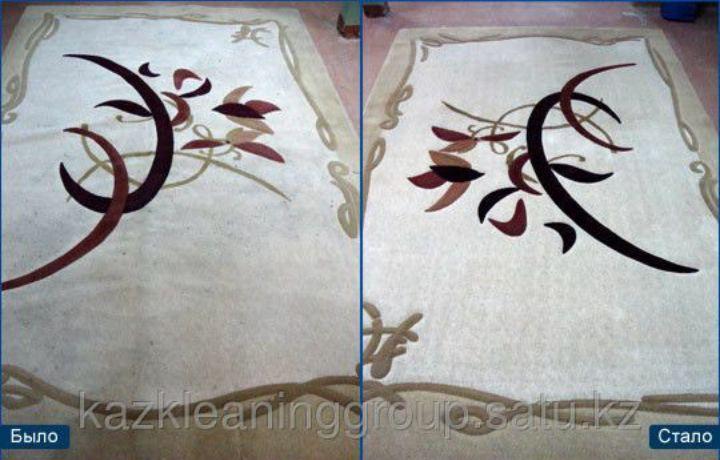 Стирка ковров в Актобе